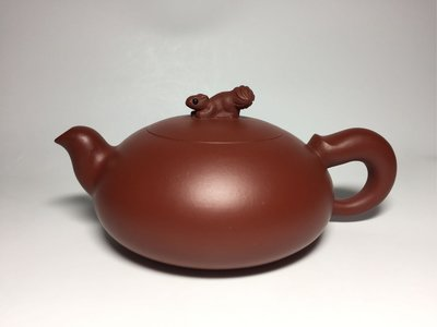 紫砂壺~道鴻松鼠/大紅袍~