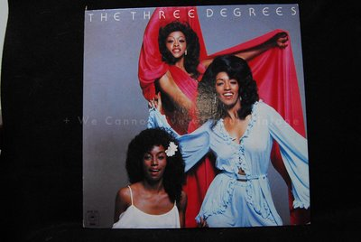[Vintage西洋] 中古黑膠,The Three Degrees, Soul Greatest Hits Serie