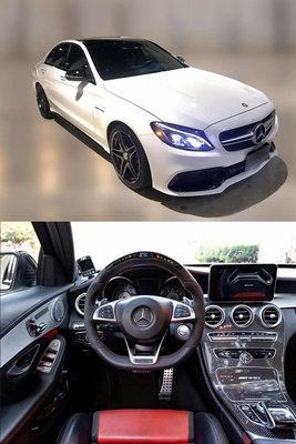 CS車宮車業 STAR POWER Steering Wheel 電子 顯示 方向盤 BENZ 德系