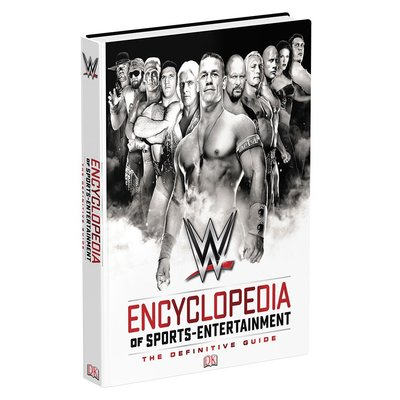 ☆阿Su倉庫☆WWE摔角 Encyclopedia of Sports Entertainment 百科全書全彩精裝本