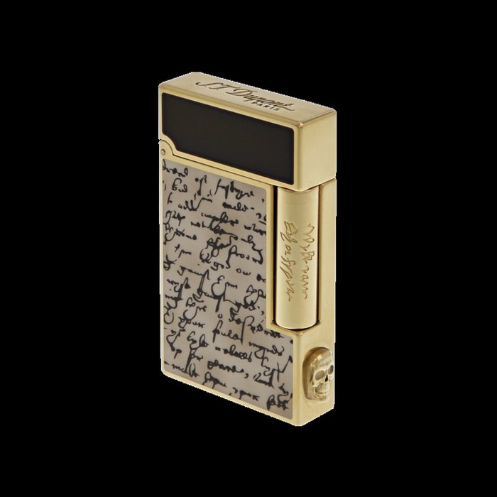 s.t.dupont 都彭 莎士比亞手稿 限量打火機