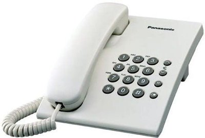 【101-3C數位館】全新國際牌 Panasonic KX-TS500MX / TS500有線電話【白色】總機系統也適用