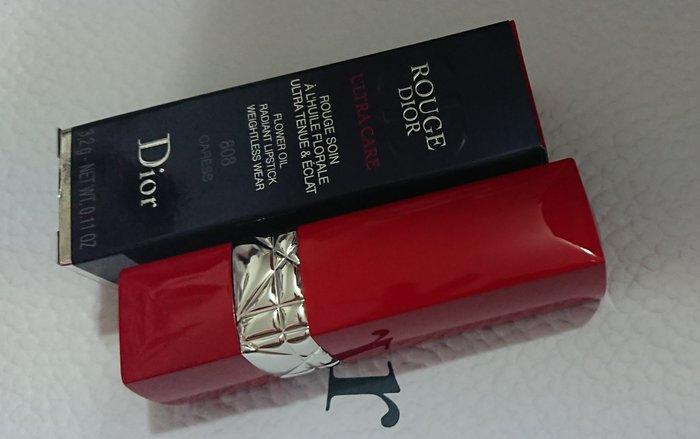 全新Dior 迪奧超惹火精萃唇膏3.2g 全新百貨公司專櫃貨 有盒有中文標籤