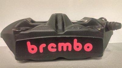 Brembo 1098 M4 輻射 100mm 右卡 勁戰 新勁戰 GTR Racing G6 酷龍 Nikita