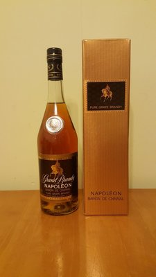 Grand Brandy Napoleon 豪奢 帝皇白蘭地 700ml 40%