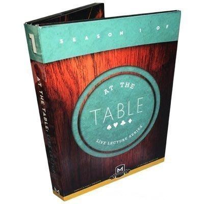 [魔術魂道具Shop] 美國原版 ~At the Table Live Lecture Series - Season 1~大師研習-第一季~超強力推薦