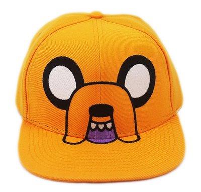 【卡漫迷】 老皮 青少年 帽子 ~ 成人 遮陽帽 棒球帽 網球帽 HAT 魔鬼氈 Adventure Time 探險活寶 桃園市