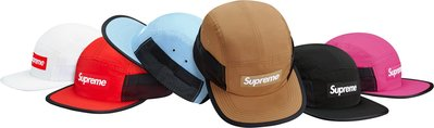 (TORRENT) 2016 SS 春季 Supreme Mesh Pocket Camp Cap 五分帽