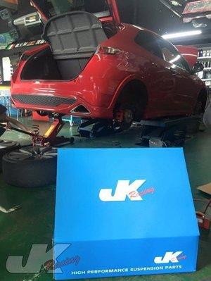 JK Racing 避震器《道路版》HONDA FN2 Type-R 高低軟硬可調 保固一年 可加購魚眼上座