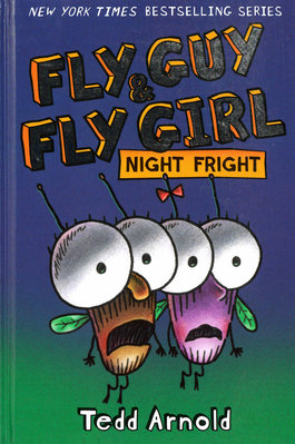 *小貝比的家*FLY GUY AND FLY GIRL: NIGHT FRIGHT/平裝/3~6歲