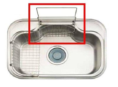 【路德廚衛】ENZIK sink韓國水槽 不鏽鋼WP250新式砧板掛籃架  適用850系列