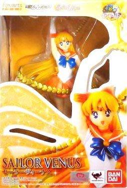 日本正版 萬代 figuarts zero 美少女戰士 愛野美奈子 水手金星 金星仙子 模型 公仔 日本代購