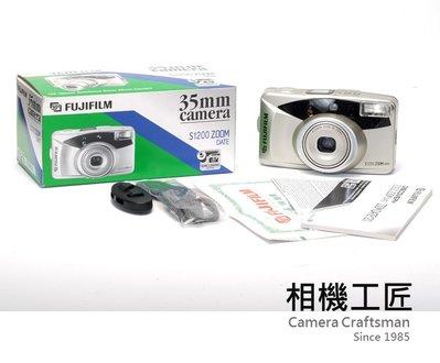 ※相機工匠¥免運商店-分期零利率※ A+類 FUJIFILM S1200 zoom DATE*