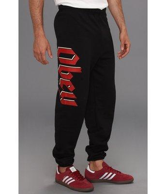 機能先決 水 Obey 玩味老字體 棉褲 長褲 XL 復古老味 DC Kappa Remix Zoo York