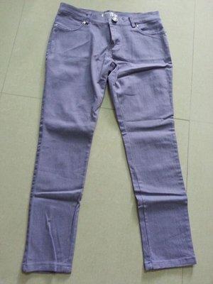 ☀APPLE SHOP☀ 淡紫色褲  鉛筆褲  直筒褲 M號