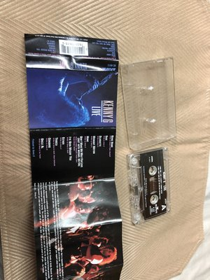 【李歐的音樂】美版ARISTA唱片1989年 KENNY G LIVE GOING HOME 錄音帶 卡帶