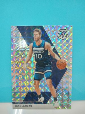 Jake Layman 19-20 馬賽克 mosaic sliver