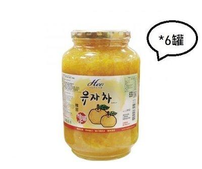 黃金蜂蜜柚子茶-芳第 High Tea 韓國原裝進口 2kg*6罐/箱 --【良鎂咖啡精品館】