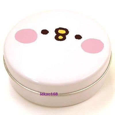 日本進口 KANAHEI 的小動物 立體便條紙罐 -大臉 小雞(現貨新年快樂)