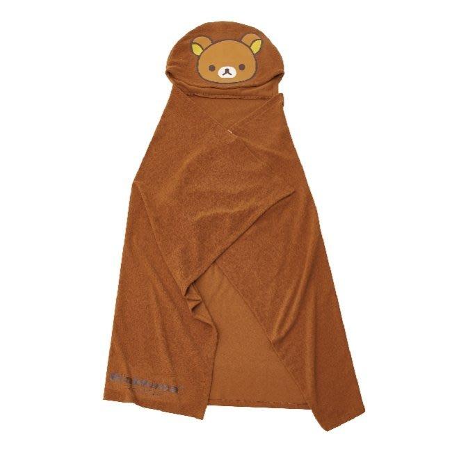 拉拉熊保暖斗篷 屈臣氏 WATSONS  懶懶熊
