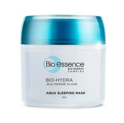 (全新盒裝盒封,4折) Bio-essence 碧歐斯 BIO水漾保濕爆水面膜 80g 效期2022/04 剩1瓶