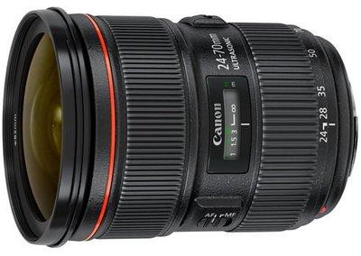 【eWhat億華】Canon EF 24-70mm F2.8 L II USM 最新二代 24-70F2.8II 平輸【4】 台北市