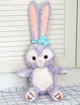 達菲熊 雪莉玫 新朋友 Stella Lou 史黛拉兔 玩偶 抱枕 公仔 嬰幼兒 玩具 兔子