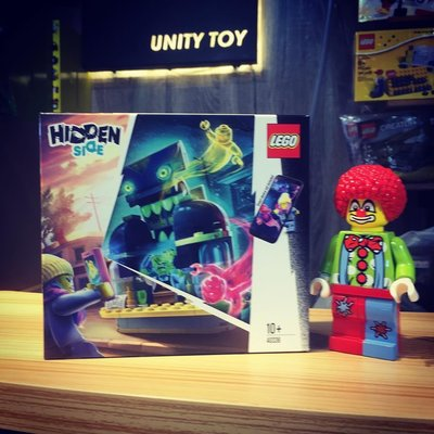 Lego 40336 Hidden Side Juice Bar (Unity Toy)