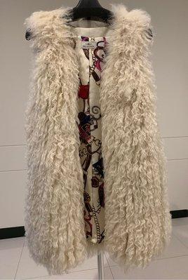 日本貴婦品牌Grace Continental 羊毛背心/皮草