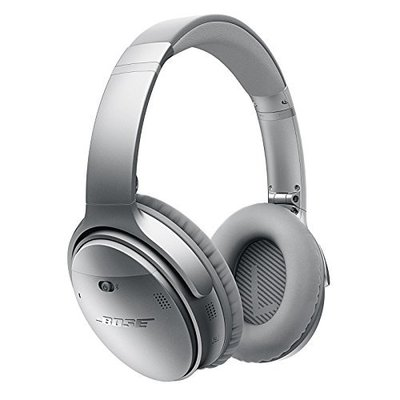 【川匯】最超值! BOSE QuietComfort 35 QC35 II APPLE 耳罩式 耳機 降噪 質感銀