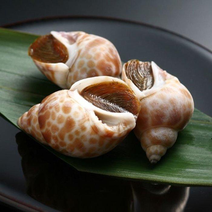 【喬大海鮮屋】 (量販包) 活凍鳳螺1000g±10% /包  超脆口感 肉質彈牙 適合椒鹽、燒烤