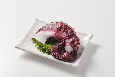 【萬象極品】熟章魚切塊/約200g~解凍即可食用,可做沙拉或章魚燒,方便好吃