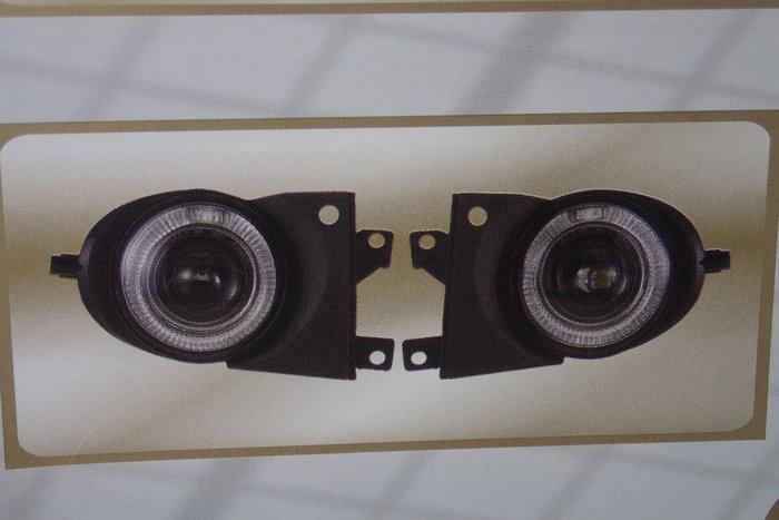 DJD19091001 BMW E39 02 高品質台灣製造魚眼霧燈