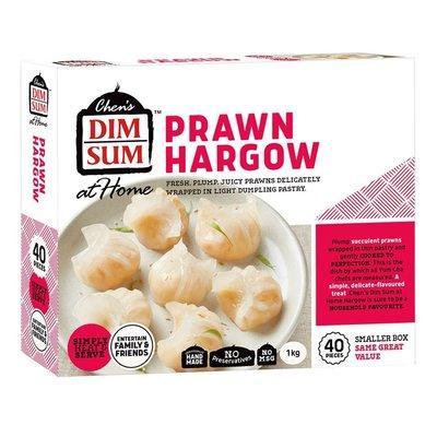 Chen's Dim Sum 冷凍蝦餃 25公克X40入X2盒