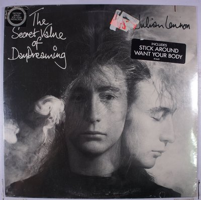 《全新美版黑膠》Julian Lennon – The Secret Value Of Daydreaming