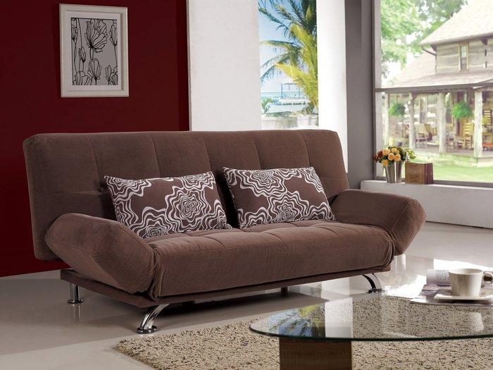 【南洋風休閒傢俱】沙發床系列-馬修雙人沙發床  坐臥兩用床  套房沙發 (JH606-2)