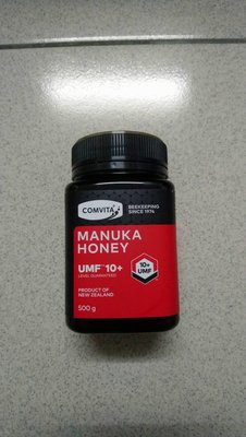 comvita manuka honey umf 10+ 500g 康維他