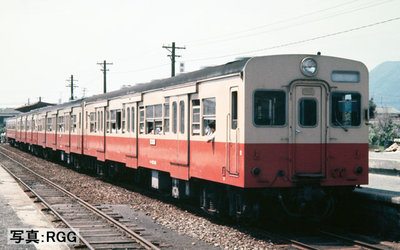 [玩具共和國] TOMIX 9457 国鉄ディーゼルカー キハ30-0形(T)