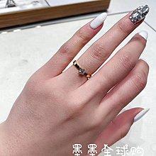 Chaumet/尚美 蜂巢系列18K金 Bee my love 無鉆 鑲鉆 滿鉆 戒指女氣質