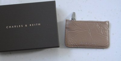 CHARLES & KEITH 小CK 專櫃正品 皮夾 卡夾 零錢包 證件夾 鑰匙圈 台北市