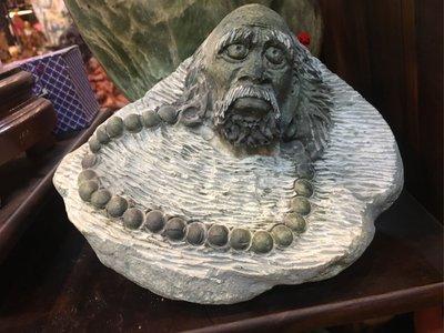 台灣雕工 西瓜石 這老阿北神韻的好好喔