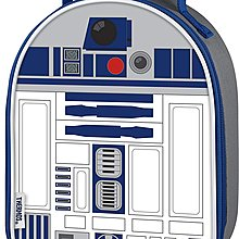 A003   R2D2   lunch bag 食物袋