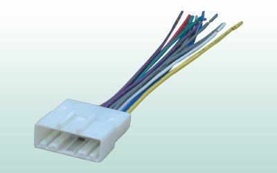 俗很大~NISSAN-TIIDA- LIVINA -BLUEBIRD專用電源母頭+天線線組 母頭對插(不想破壞到原廠線)