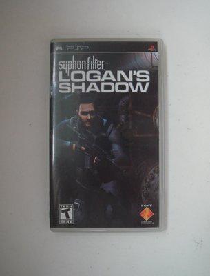 PSP 虹吸濾鏡:洛根之影 英文版 Logan's Shadow