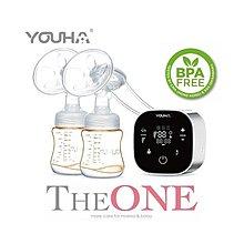 優合 Youha The ONE電動奶泵+ One Collection/免提喇叭套裝