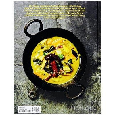 【有余書店】The Indian Vegetarian Cookbook 印度素食食譜 美食食譜