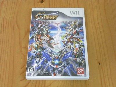 【小蕙館】Wii ~ SD鋼彈G世代 世紀戰役 (純日版)