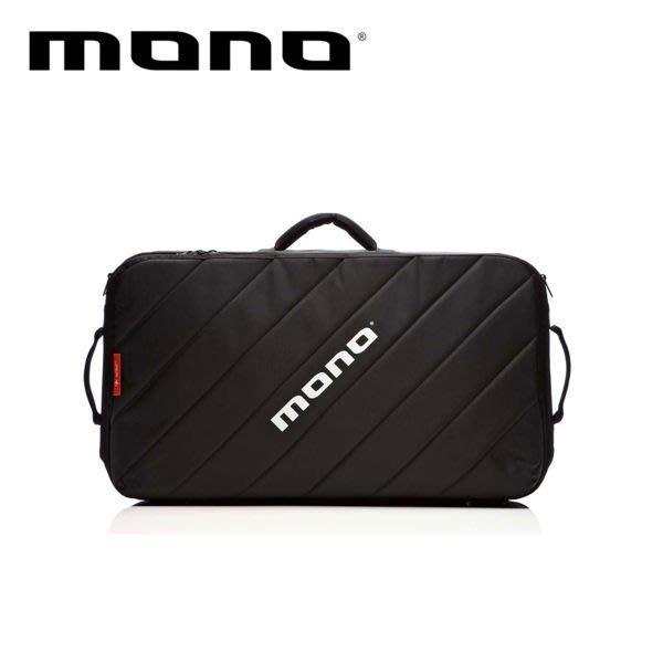 【名人樂器】MONO M80-PB2-BLK 防震 防潑水 效果器袋 效果器盒