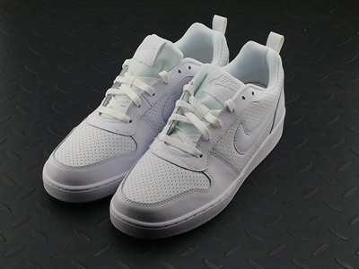 NIKE COURT BOROUGH LOW 復刻鞋 白色 838937-111