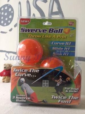 【Sunny Buy運動館】◎現貨◎ 現貨 美國採購 正品 Swerve Ball 爆烈球 轉彎球 Blitz Ball